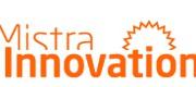 a logo for Mistra Innovation