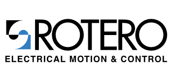 Rotero electrical motion & control logo